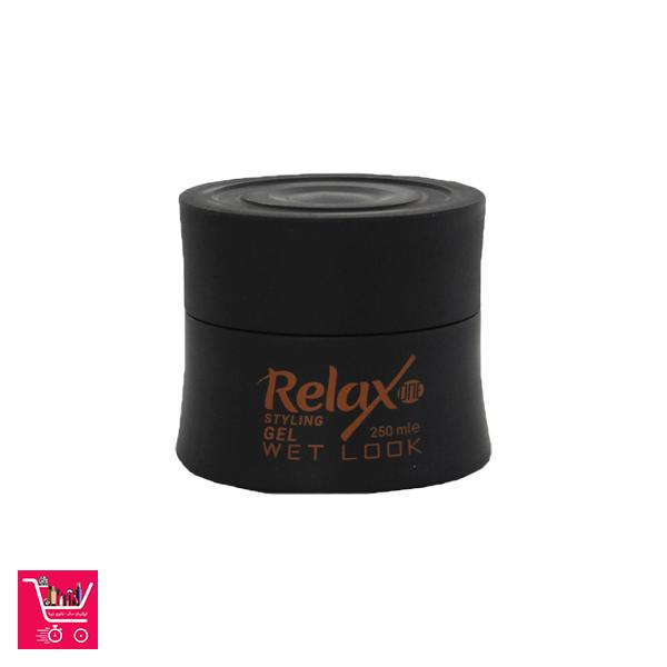 Relax | ژل مو | WET LOOK